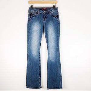 Lucky Brand Leyla Bootcut Jeans Sz 25